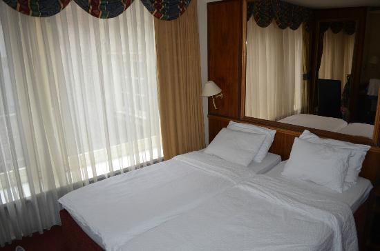Rembrandtplein Hotel: Twin Room