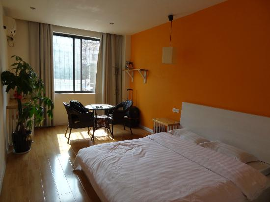"Wajiang Hostel Guilin Railway Station: ""sunny"" room 219"