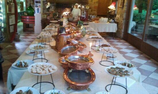 Ristorante Al Cardellino: aperitivo pre matrimonio
