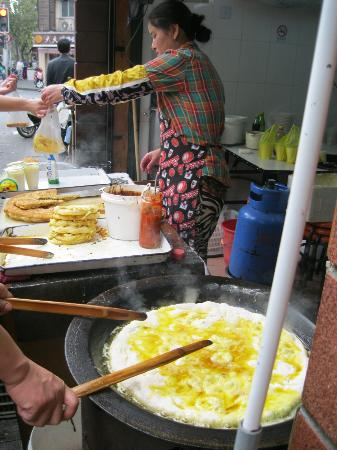 Wisata Kuliner dan lain-lain - UnTour Shanghai: Un Tour Shanghai breakfast street food tour