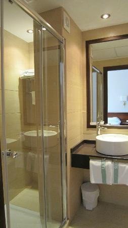 Hotel Paraiso: baño