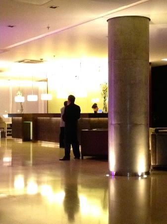 Hotel Madero: Reception