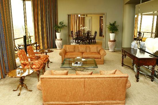 Hotel Santiago: Suite Presidencial