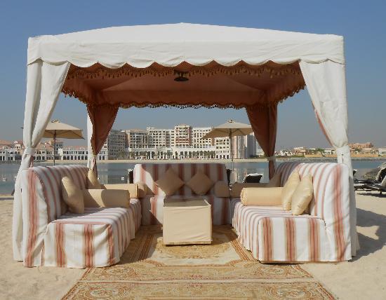 Traders Hotel, Qaryat Al Beri, Abu Dhabi: Shishazelt