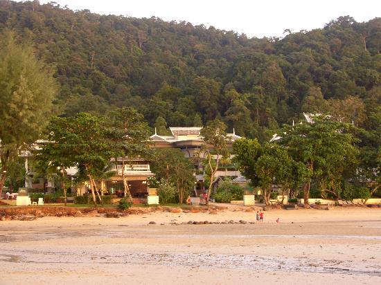 Anyavee Tubkaek Beach Resort: Anyavee from boat
