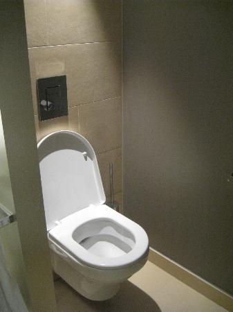 Austria Trend Hotel Park Royal Palace Vienna: Toilet