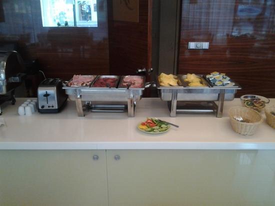 Hotel Ehrlich: breakfast