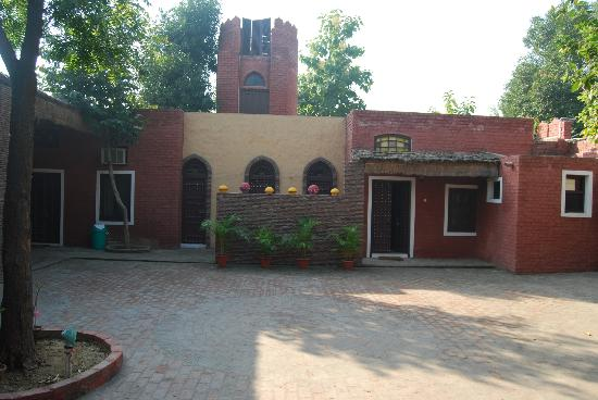 Green Acres Haveli and Retreat: Front view