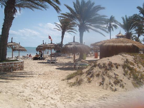 El Mouradi Djerba Menzel: Beach area 2