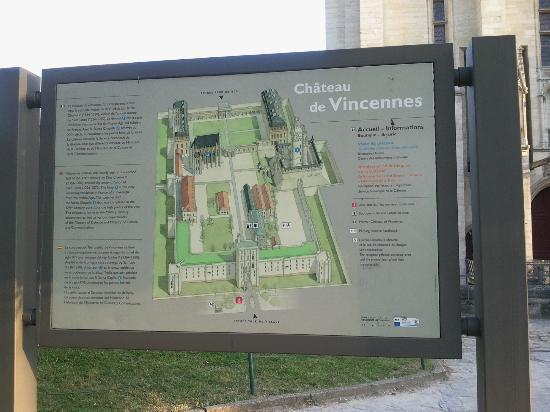 Hotel du Chateau: Chateau di Vincennes