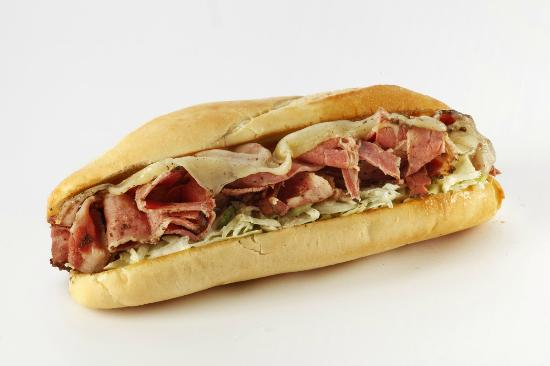 Timbers Fast Food & Deli : Delicious, fresh piled-high deli sandwiches like the Reuben