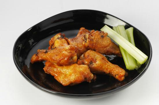 Timbers Fast Food & Deli: Wings your thing?