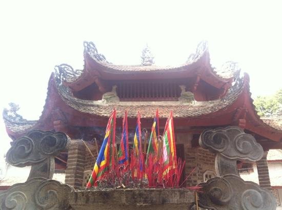 Chùa Láng (Lang Pagoda)
