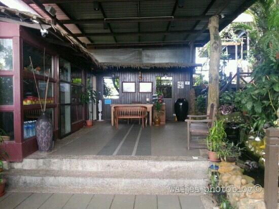 Kasih Sayang Health Resort: lobby