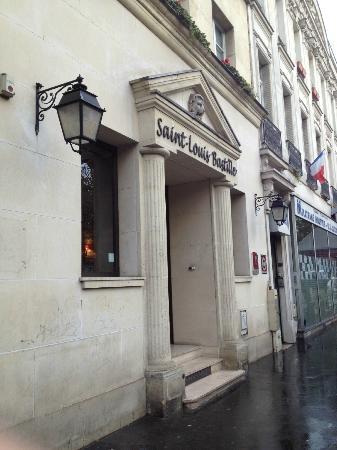 Best Western Saint Martin Bastille : Hotel (esterno)