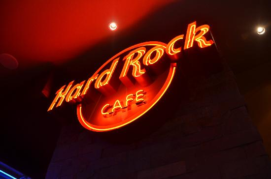 Hard Rock Cafe Four Winds