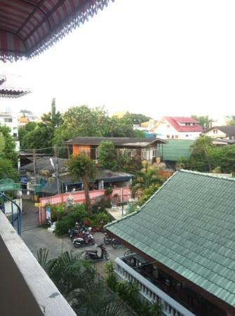 Top North Guest House: from the 3rd floor