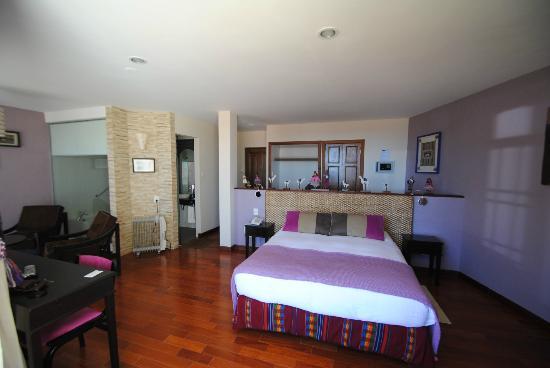 Hotel Rosario Lago Titicaca: Room