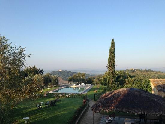 Relais Castel Bigozzi: View from Room
