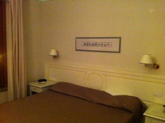 Grand Hotel Bonanno: Letto