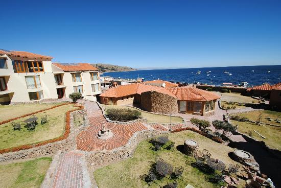 Hotel Rosario Lago Titicaca: Hotel