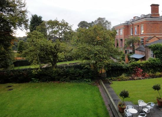 University of Birmingham Conferences & events: View from room
