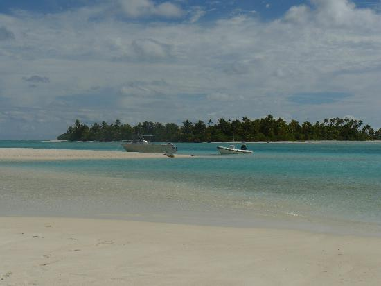 Wet & Wild Aitutaki : kiters paradice