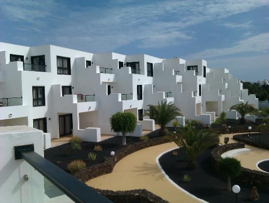 BlueBay Lanzarote: View from balcony
