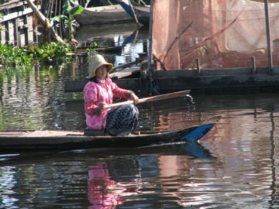 Tonlé Sap River: Tonle Sap River