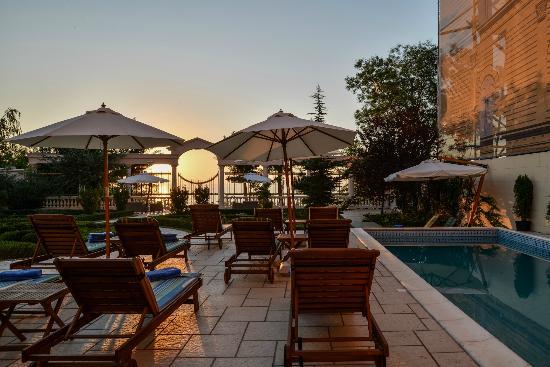 La Gioconda: Hotel & grounds