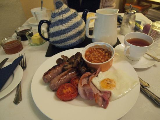 The Archway Guesthouse: Great breakfast
