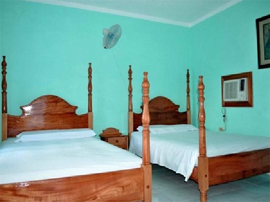 Hostal Casa di  Elio Ramos: quarto nivel 2 atras