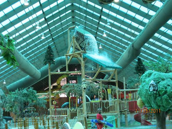 The water park picture of westgate smoky mountain resort for About you salon gatlinburg tn