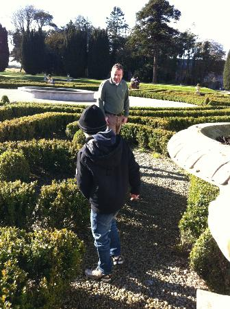 Castlemartyr Resort: exploring the maze