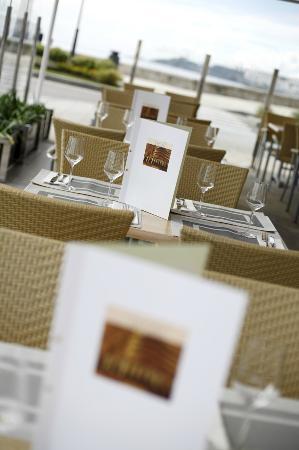 La Taberna De Rotilio: Detalle Terraza