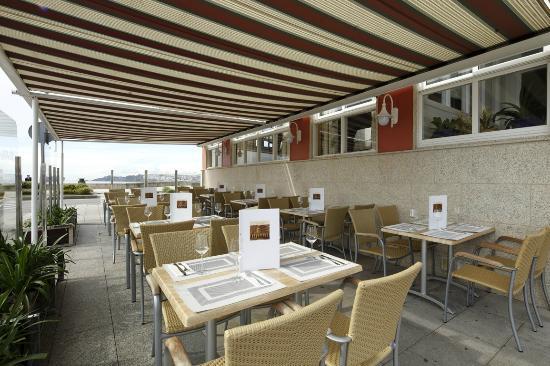 La Taberna De Rotilio: Terraza de verano