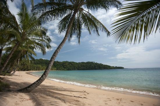Principe, Santo Tomé y Príncipe: Bom Bom Beach