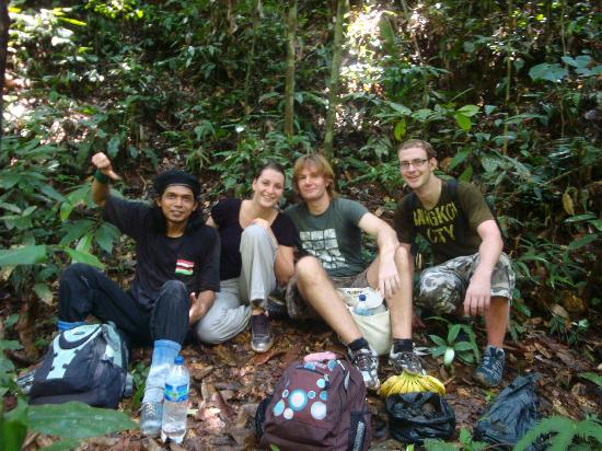 essay of experience when joined jungle trekking Adventurous, authentic, & affordable small group travel for 21-35 year olds see the world, meet like-mined people, & join an awesome community.
