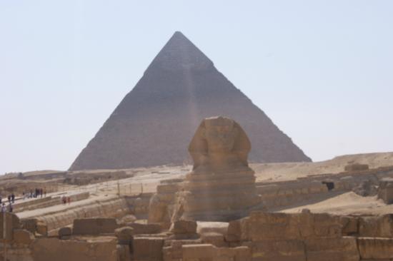 Elegant Voyage - Day Tours: Piramida Chefrena i Sphinx