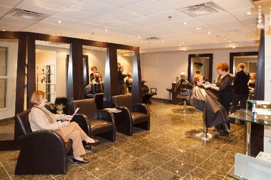 Best Western Plus Perth Parkside Inn & Spa: Hair Salon