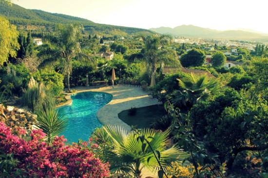 Casa de Laila | Glamping & Retreats: La Laguna for long lazy days of lounging and swimming