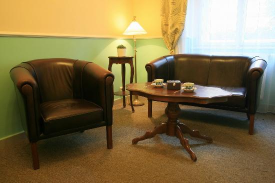 Anna Hotel: Lounge
