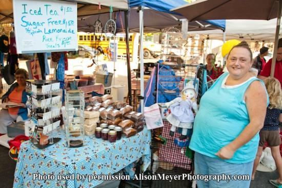 Moscow Farmers Market: * Alison Meyer image used by permission