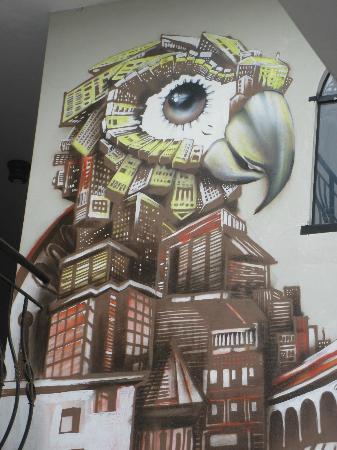 LOKI Lima: decoración de las áreas comunes