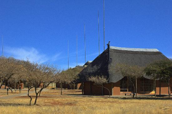 Northern Cape, Afrika Selatan: Mosu Rest Camp - Mokala Game Park