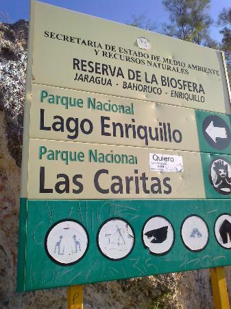 Lake Enriquillo (Lago Enriquillo): Указатель