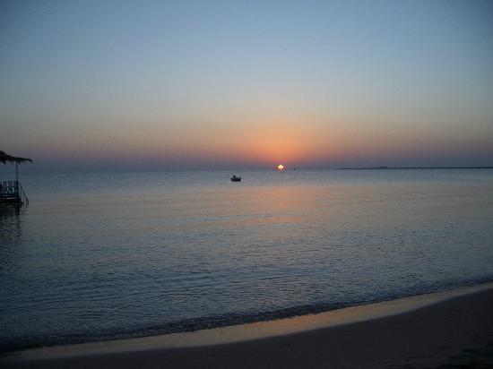 Menaville Resort : Восход солнца
