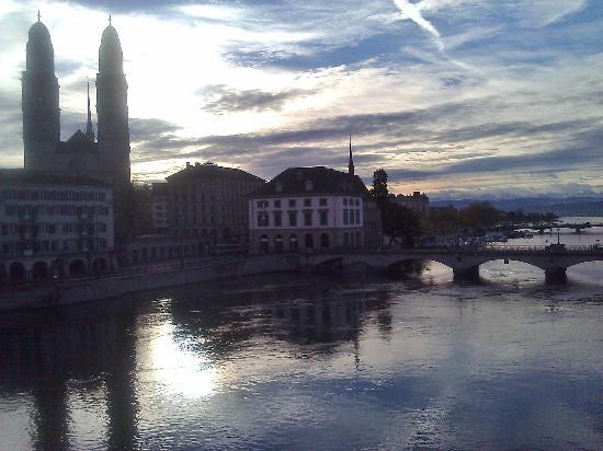 Storchen Zurich: Einach Zürich - einfach super!