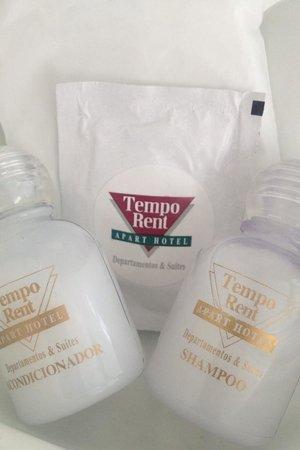 Tempo Rent Apart Hotel: Baño
