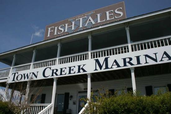 FishTales : Fish Tales at Town Creek Marina